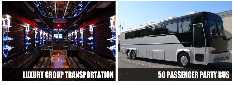 party bus Daytona Beach