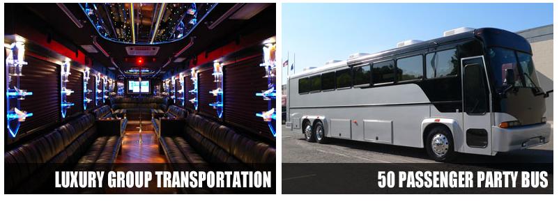 party bus Lakeland