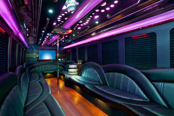 Party Bus in Orlando