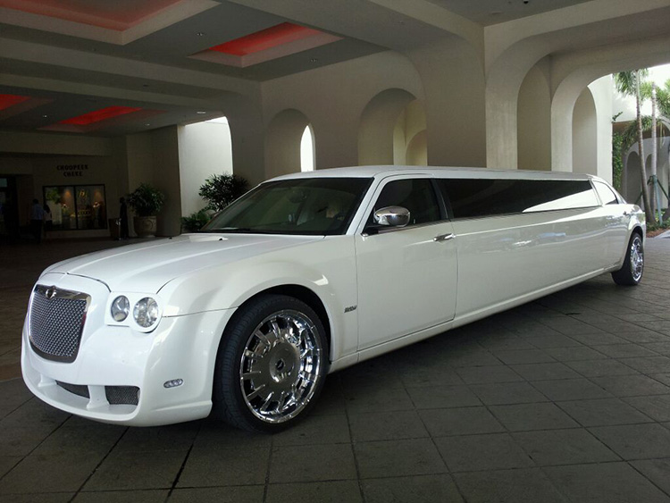 Limo Service in New Orleans