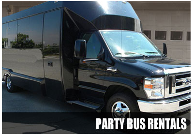Party bus rental Orlando
