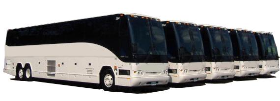 charter buses Florida